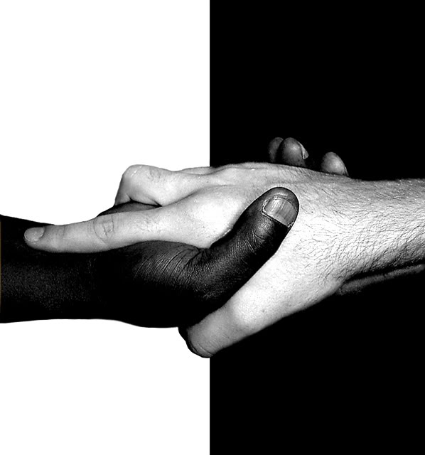equality black and white - photo #2