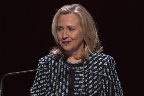 Secretary Hillary Clinton On Extremists Controlling Women, the Power of Choice and Calling On Women to Be 'Fearless'