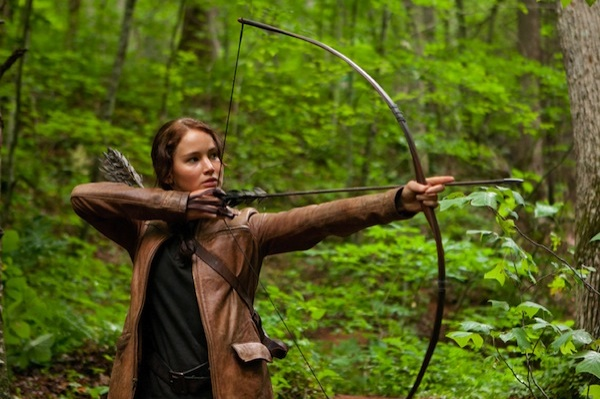 Hunger Games Katniss archer