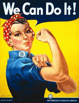 Rosie the Riveter 2