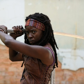 'The Walking Dead' and Gender: Why I'm Skeptical the Addition of Badass Michonne Will Change the TV Series' Retro Sexism