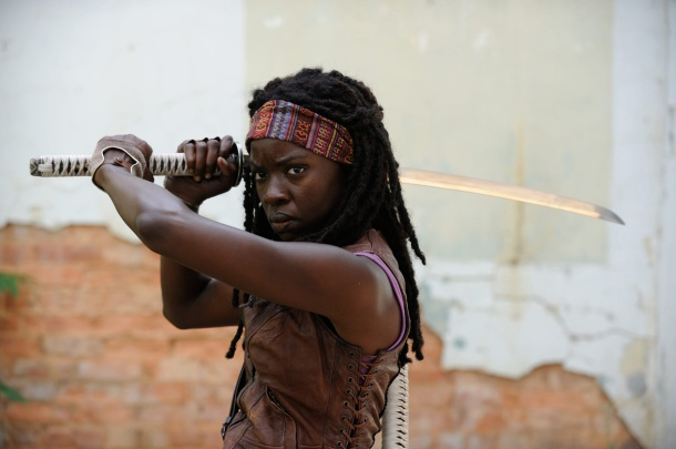 Michonne Walking Dead 2