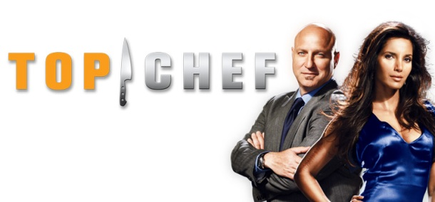 Top Chef sign