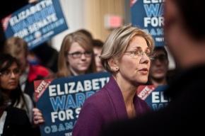 Elizabeth Warren's Fight for Women vs. Scott Brown's Faux Pro-ChoiceStance
