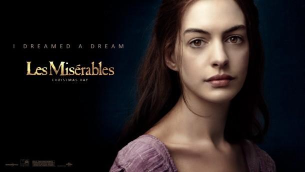 Fantine Les Mis poster