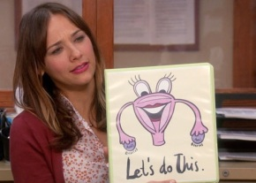 'Parks and Rec' Gifs Tell You Why You Should Donate to My Abortion Access TriathlonTeam