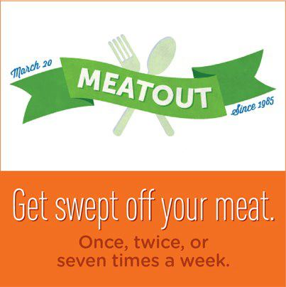 Meatout poster | image by FARM