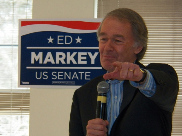 Ed Markey for MA Senate | image by pomsandpolitics (http://www.flickr.com/photos/58843132@N00/8501838596/)