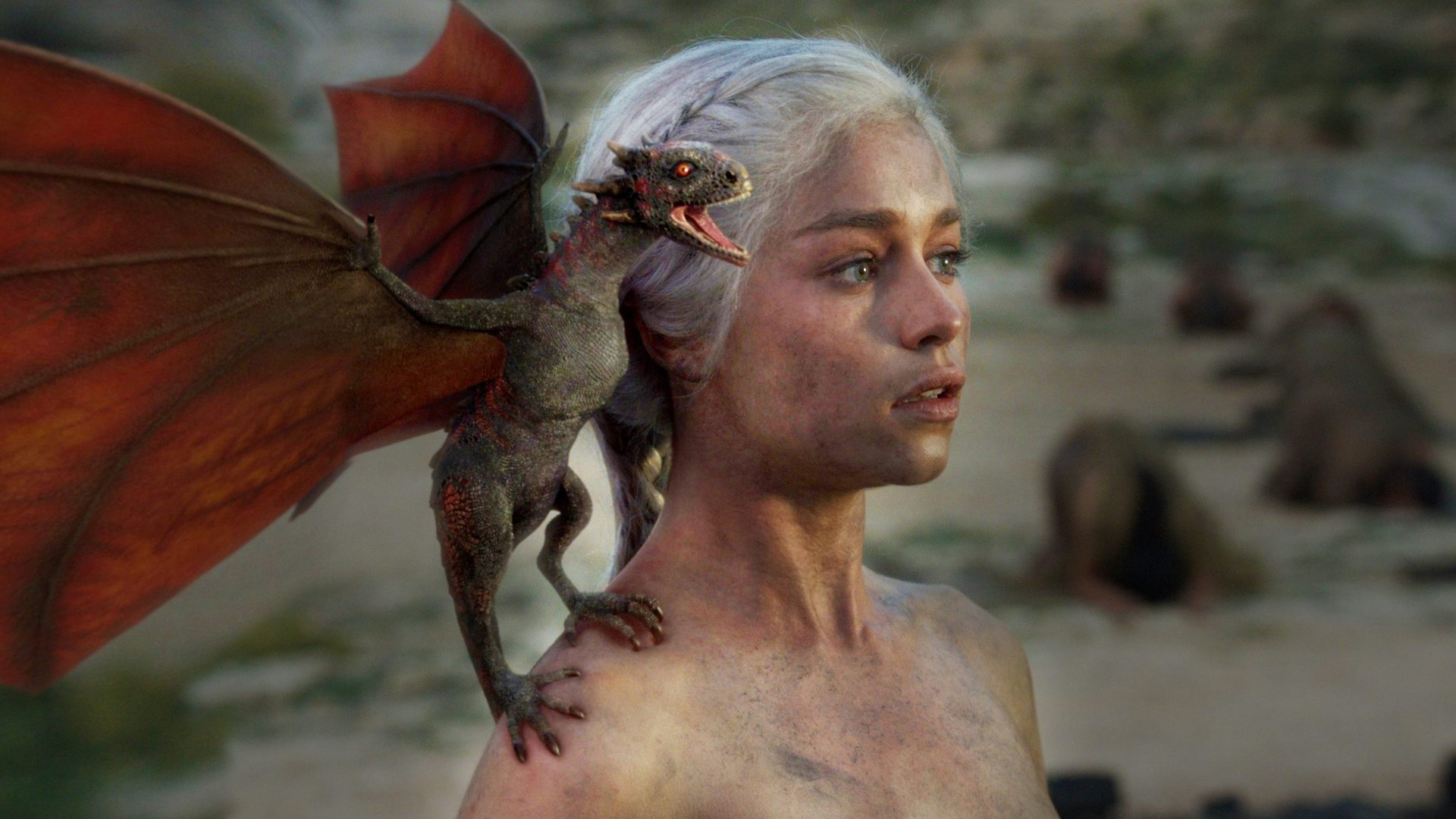 In 'Game of Thrones' the Mother of Dragons Is Taking Down ...