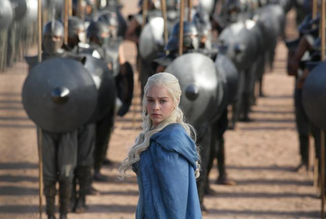 Game of Thrones Daenerys soldiers