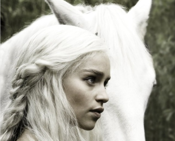 Game of Thrones, Khaleesi Daenerys Targaryen