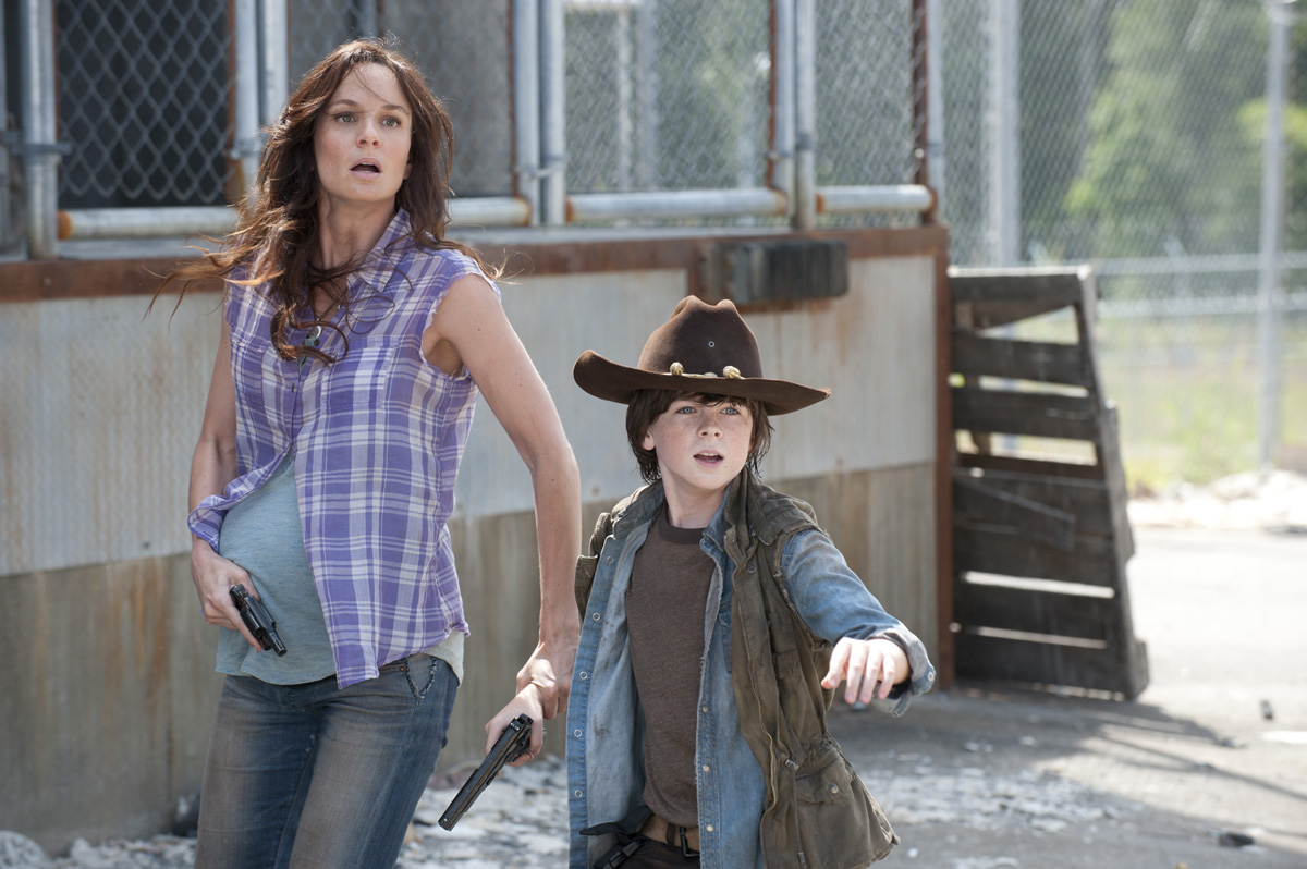 Nothing Can Save 'The Walking Dead's Sexist Woman Problem | The ...