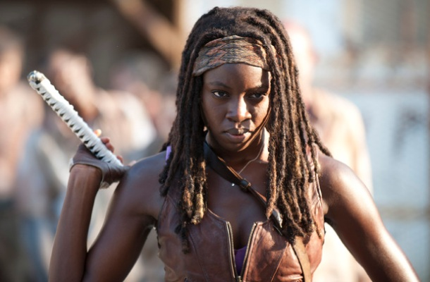 Walking Dead Michonne (Danai Gurira)