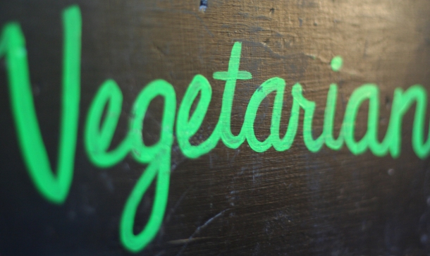 Vegetarian via free images